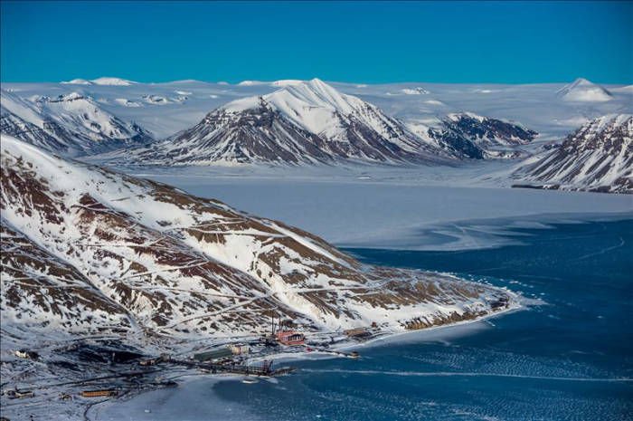 От Свальбарда до Груманта