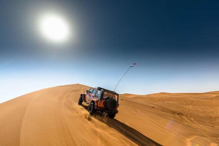 В Оман с ведущим редактором National Geographic Traveler Иваном Васиным