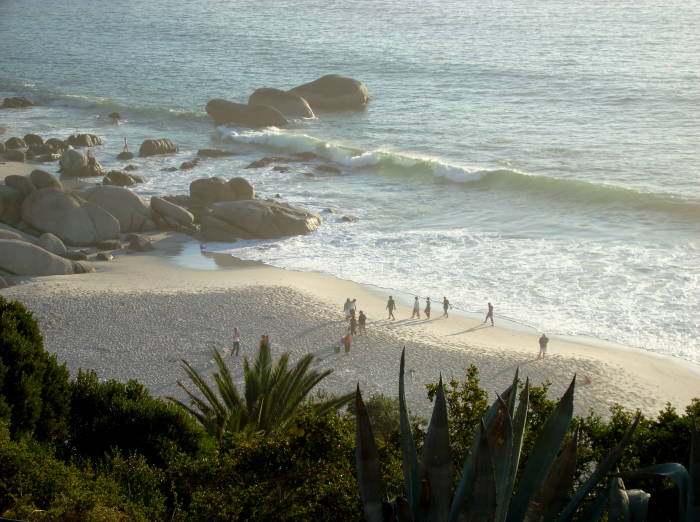 В ЮАР в июне!