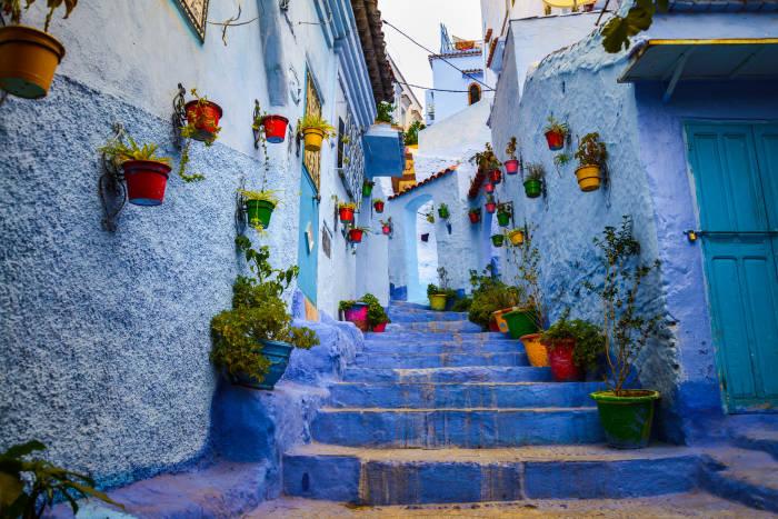 Фото-гастрономический тур по загадочному Марокко
