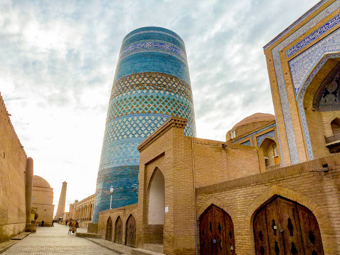 Kalpak Travel khiva