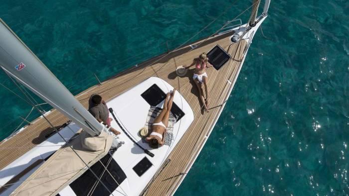 Экспедиция на яхтах по Азорским островам с Игорем Зарецким