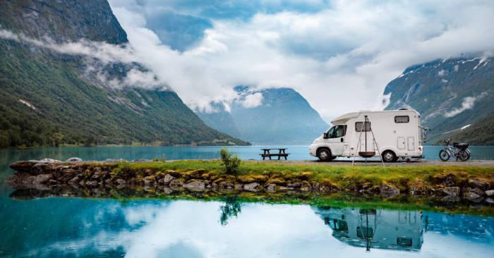 В Новую Зеландию с Андреем Каменевым на авто-домах