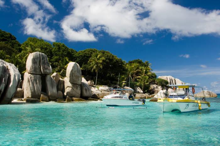 8 марта на Сейшельских островах