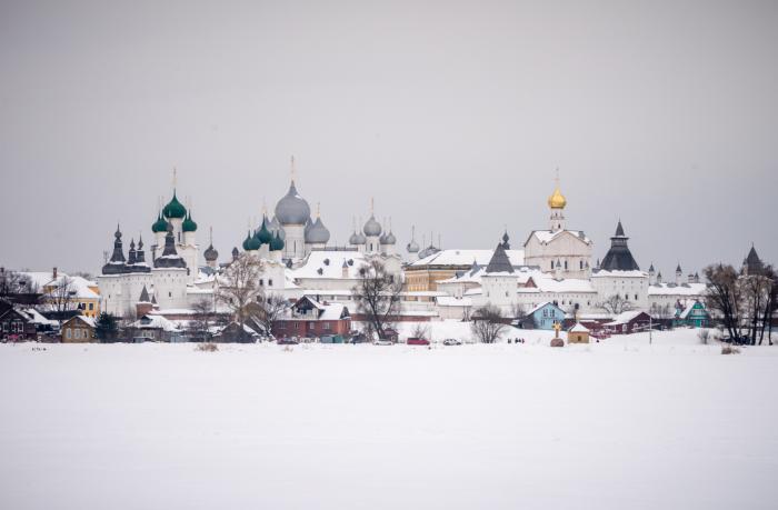 Поехали провожать зиму вместе с командой «National Geographic Россия»!
